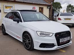2014 Audi A3 S3 Sportback Quattro £24,989
