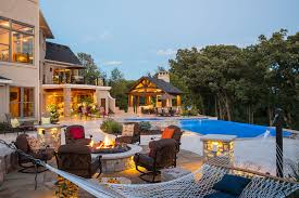 Swimming Pool Landscaping Designs Swimming Pool Landscape Design In Hastings Mn Southview Design