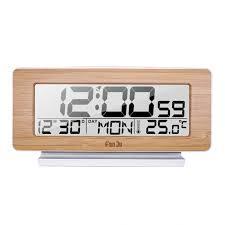 zapals fanju fj3523 battery operated digital alarm clock with backlight zapals com