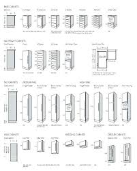 kitchen cabinet sizes chart standard kitchen cabinet height standard kitchen cabinet sizes chart uk