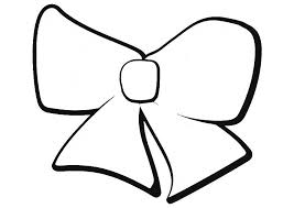 Small Picture Coloring page bow img 19409