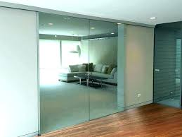 oversized sliding glass doors large office door view larger image corporate internal over big cost full