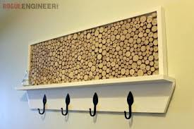 Build Your Own Coat Rack How To Build A Coat Rack Coat Rack Free Plans Diy Coat Rack Wall 61