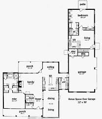 house plans with detached mother in law apartment best of floor plans with separate inlaw quarters