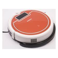 <b>Робот</b>-<b>пылесос Panda X900</b> Wet Clean, красный — купить в ...