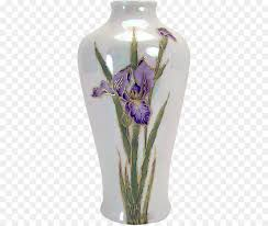 vase painting antique ceramic hand painted
