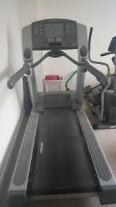 life fitness 95te mercial treadmill spares or repair