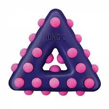 """<b>Игрушка</b> для собак <b>Kong Dotz</b> """"Треугольник"""""""