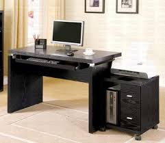 Wooden Computer Desk Design Home Office Furniture with Mobile Computer