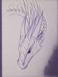 Easy Cute Baby Dragon Drawings Little Pictures To Draw Of A Simple