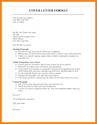 10 Outline Cover Letter Format Sephora Resume