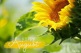 Risultati immagini per happy august