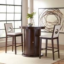 curtain breathtaking small bar table set 15 round compact for home design with white brown stool