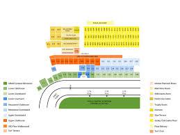 Church Hill Downs Seating Chart Churchill Downs Seating Chart