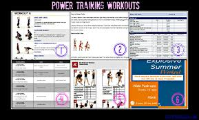 pictures of spartacus workout exercises