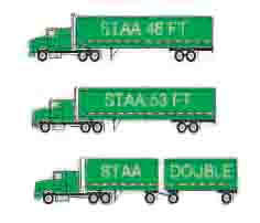 Semi Truck Size Chart Vehicle Lengths