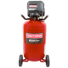 craftsman gallon vertical air compressor portability from sears