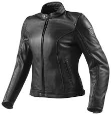 roamer women s leather jacket size 44 only cycle gear