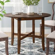 romney round dining table