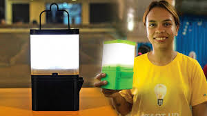 Water Lamps Filipinos Invented A Lamp That Runs In Salt And Water Youtube