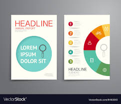 Magazine Cover Design Free Download Business Brochure Flyer Magazine Cover Design
