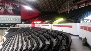 Stegeman Coliseum Phase Ii Interior Improvements
