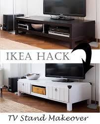 hack ikea furniture. Ikea Lack TV Stand Makeover Hack Furniture