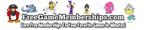 earn free game memberships
