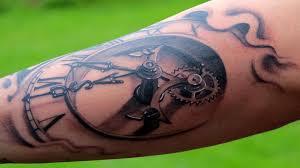 клеточный секрет татуировок позволит удалять их более эффективно