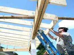 porch roof plans framing a patio gable porch roof plans
