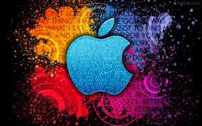 Apple logo wallpaper ...