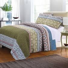 bohemian tapestry bedding chic bedroom inspired junk gypsy mandala target diy quilt boho patchwork