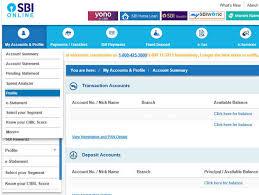 sbi net banking pword reset how to