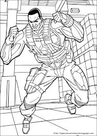 Small Picture Gi Joe Coloring Pages Educational Fun Kids Coloring Pages And with