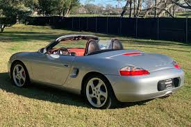With porsche doppelkupplung (pdk), the 718 boxster and 718 cayman accelerate from 0 to 100km/h in just 4.9 secs, and have a top speed of 275km/h. 22k Mile 2002 Porsche Boxster S 6 Speed For Sale On Bat Auctions Sold For 20 000 On March 2 2020 Lot 28 536 Bring A Trailer