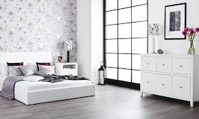 White Washed Bedroom Furniture White Cotton Bedding Sets King Luxury ...