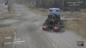 Spintires Mudrunner PS4 Gameplay - YouTube