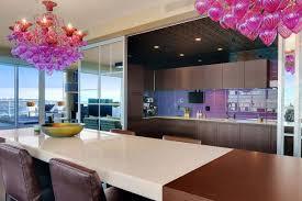 Purple Kitchen Backsplash Purple Backsplash Ideas Colorful Glass Backsplash Ideas Adding
