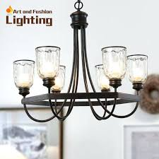 chandelier lighting design lamps modern glass shade pertaining to contemporary household clear shades designs black metal