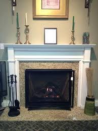gas fireplace mantle gas fireplace mantel design ideas