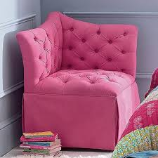 furniture for teenage rooms. comfortable chairs for teens pink tufted corner chair in teenager room ideas small rooms furniture teenage