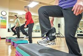 Silver Sneakers Perceived Exertion Chart The Jones Center In Springdale Gets Fitness Program For Seniors