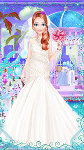makeup salon ice princess wedding makeover s make up dress up
