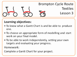 Lesson 3 Brompton Bicycle