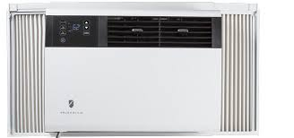 air conditioning options. window air conditioners. consumer reports recommends the friedrich kuhl sq08n10d ($750 at designerappliances.com). conditioning options