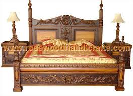 wooden furniture beds.