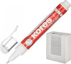 "<b>Корректирующая ручка</b> 8 мл ""<b>Kores</b>. Preсiso"", шариковый ..."