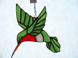 save this item for viewing later view larger image stained glass hummingbird suncatcher
