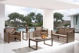 4 pc venetian outdoor sofa set