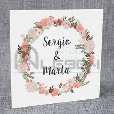 formato de invitaciones de boda tarjetas invitaciones de boda en formato cuadrado aleben